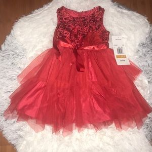 Toddler Christmas Dress 🎄